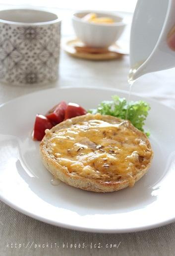 クミンチーズトースト