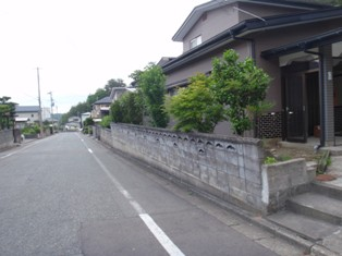 辻隆志邸施工前