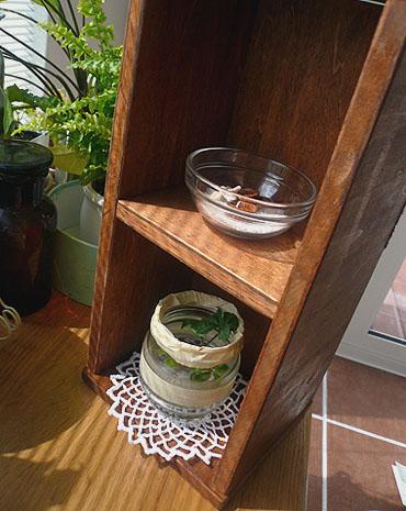 トイレ飾り棚&雑貨