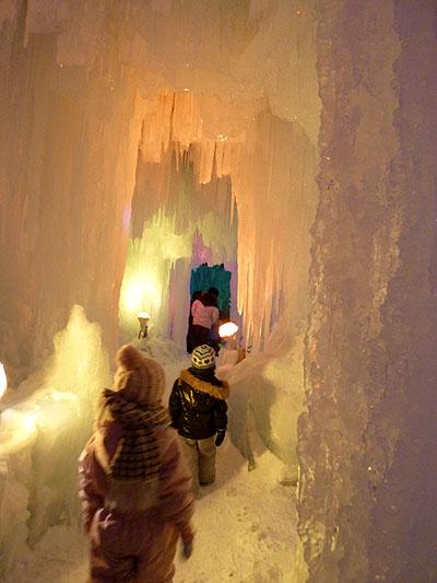 2011年1月氷爆祭り1