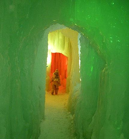 2011年1月氷爆祭り3