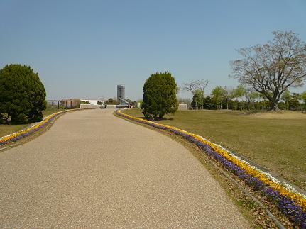 ガーデンパーク入口