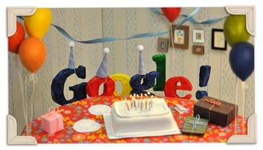 グーグル13歳