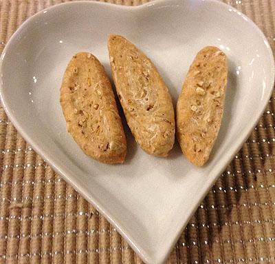 ごまのクッキー