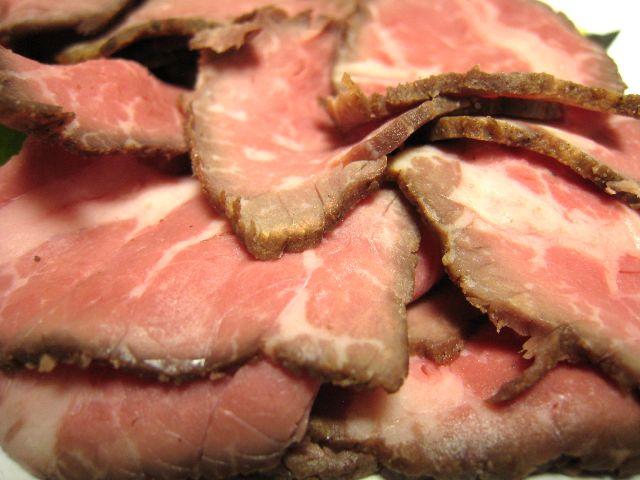 窪川牛ローストビーフ