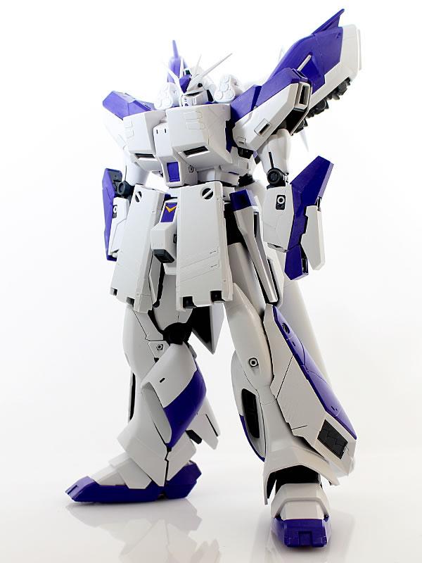 MG Hi-νガンダム Ver.Ka HWS 製作03