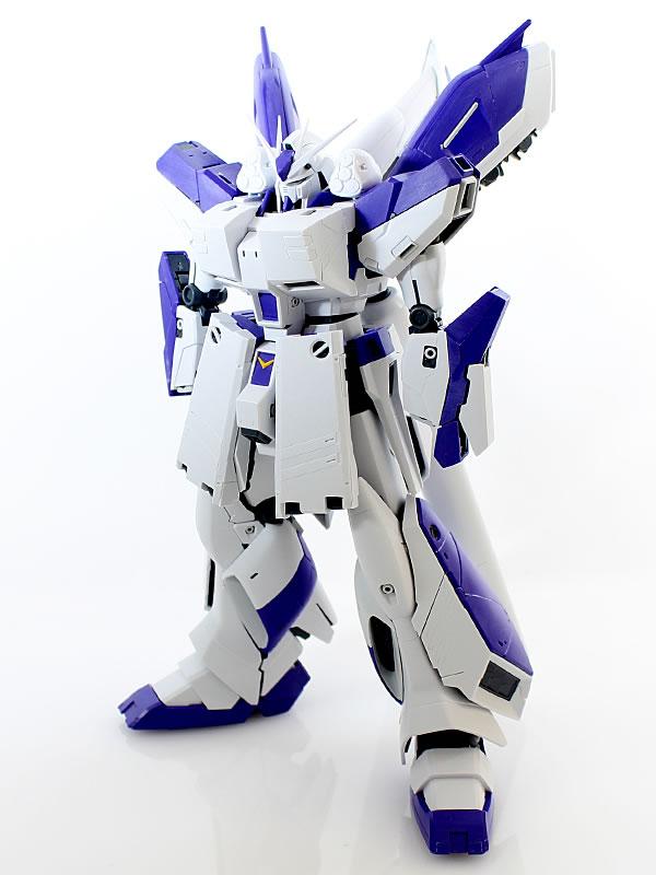 MG Hi-νガンダム Ver.Ka HWS 製作04