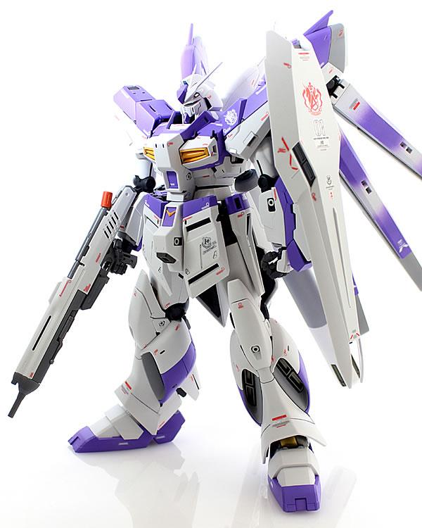 MG Hi-νガンダム Ver.Ka HWS 製作06