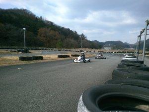 第1回オヤジカートレース