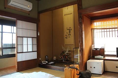 松の家(2013年秋) その1