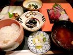 20110108い川刺身定食
