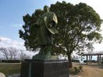 20110109赤穂大石内蔵助像
