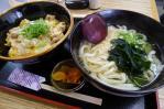 20110130黄金の穂親子丼1