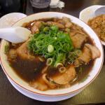 20110327新福菜館中華そば