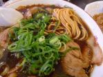 20110327新福菜館中華そば麺