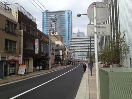 20130323横の道武蔵小杉スクエア