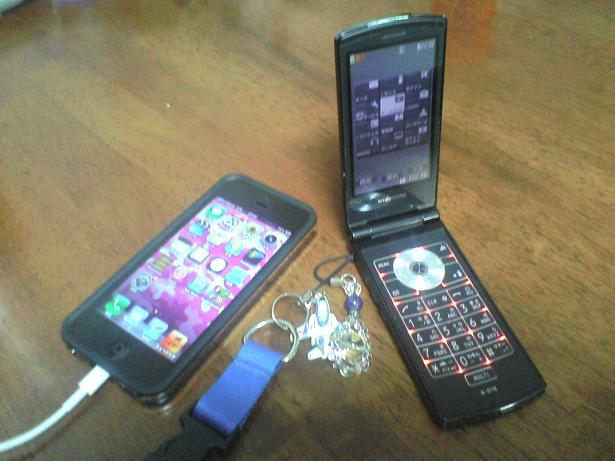 美鈴携帯 611