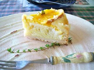 ガムさんオレンジケーキ2