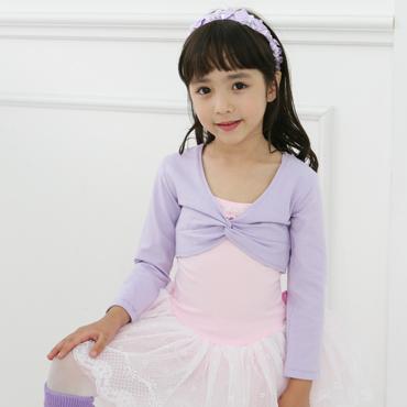 カシュクール風ボレロ(紫)
