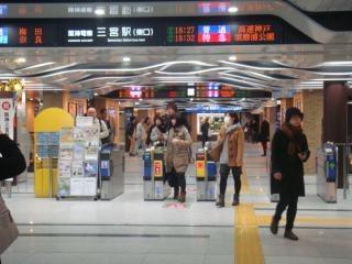阪神東口1