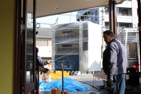 宙を舞う武蔵2012.01.11