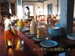 Xaraesの食堂