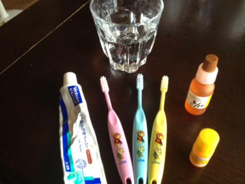 歯磨きセット・点眼薬・点耳薬
