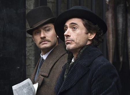 ホームズ&ワトソン