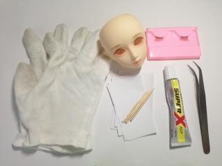 手袋はきれいなものを用意してくださいね