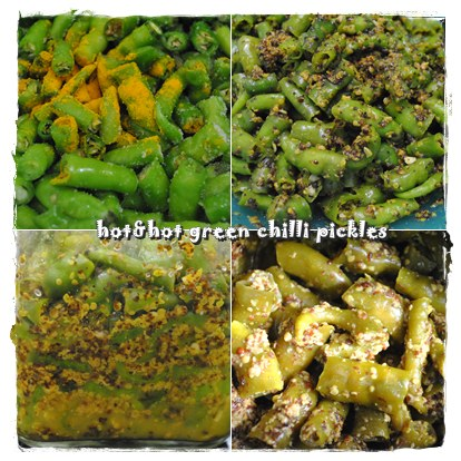 G.chilli pickle