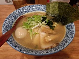 赤坂麺処 友