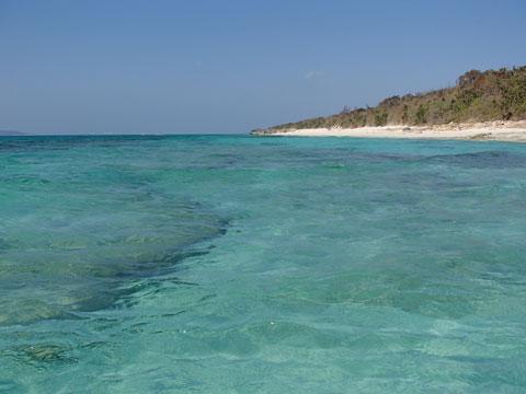1210来間島の浜