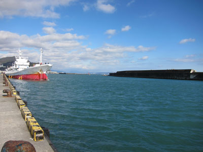 1212焼津港の風景