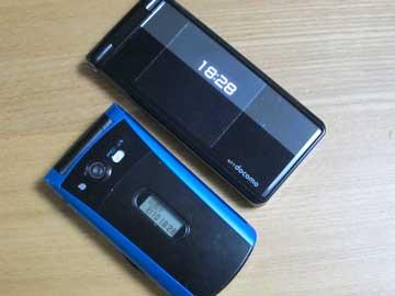 1302新旧携帯