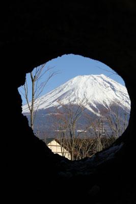 1302パワースポットの富士山