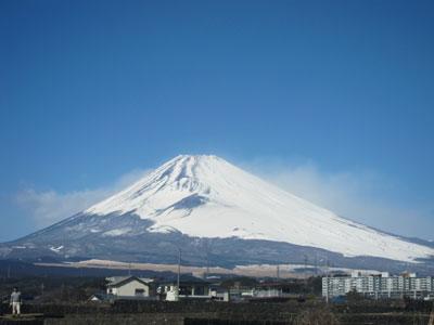 1302御殿場の富士山