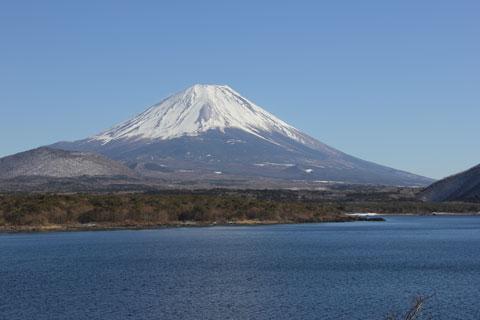 1302本栖湖の富士山