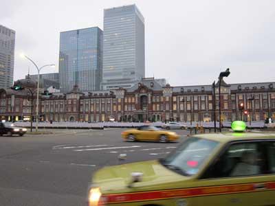 1303東京駅舎