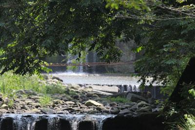 1308清郷の川