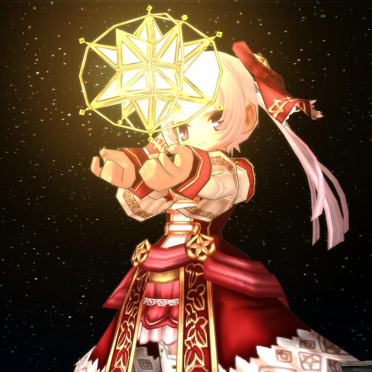占星術師の聖法衣