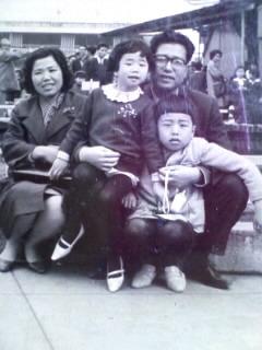 ぺんちゃん家族写真