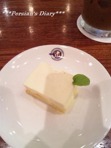 プチレアチーズケーキ