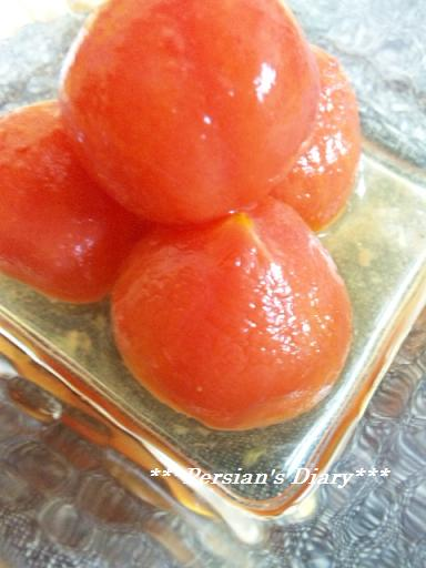 ワイントマト♪