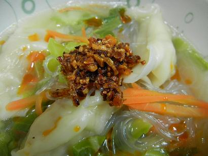 餃子スープ2