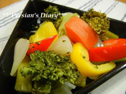 簡単野菜マリネ♪