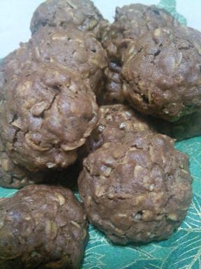 オートミールのクッキー3