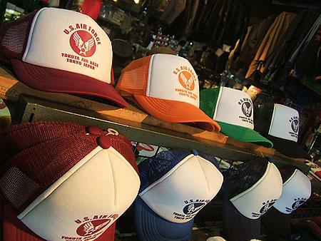YOKOTA MESH CAP