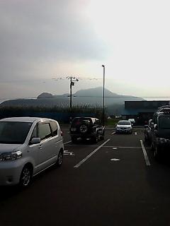 有珠山&昭和新山