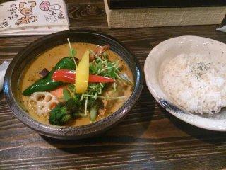 SAMURAI カレー&ライス