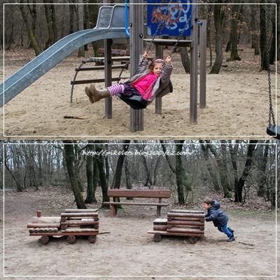Playground at Szechenyi Hegy